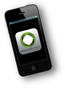 Building Pros mobile remodeling project app